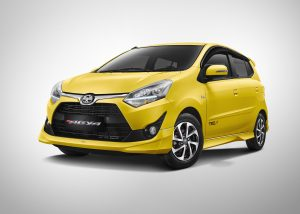 Mau dapat Harga Kredit Toyota Agya Terbaik